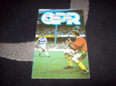 Queens Park Rangers v Newcastle United, 1977/78